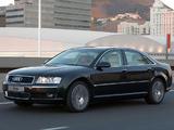 Audi A8 4.2 quattro ZA-spec (D3) 2003–05 images