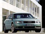 Audi A8 4.0 TDI quattro (D3) 2003–05 images