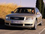 Audi A8 3.7 quattro (D3) 2003–05 photos