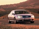 Audi A8 4.2 quattro (D3) 2003–05 photos
