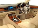 Audi A8 4.2 quattro ZA-spec (D3) 2003–05 photos