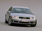 Audi A8 4.2 quattro (D3) 2003–05 pictures