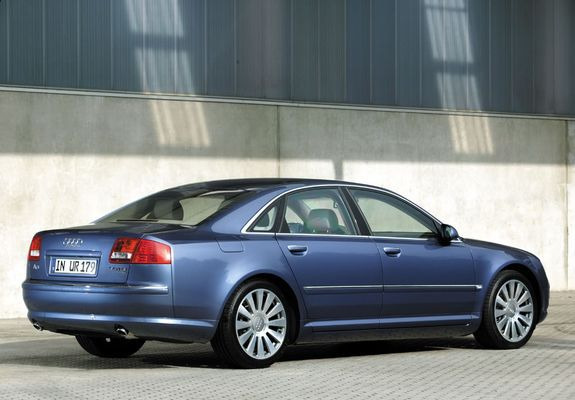 Audi A8 30 Tdi Quattro D3 200305 Wallpapers