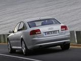 Audi A8 4.2 quattro (D3) 2005–08 wallpapers