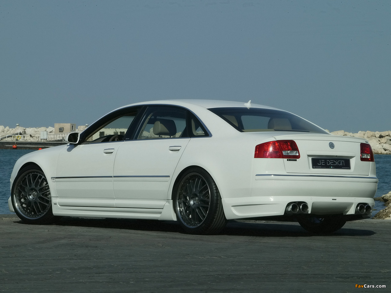 Je Design Audi A8 2006 08 Wallpapers 1280x960
