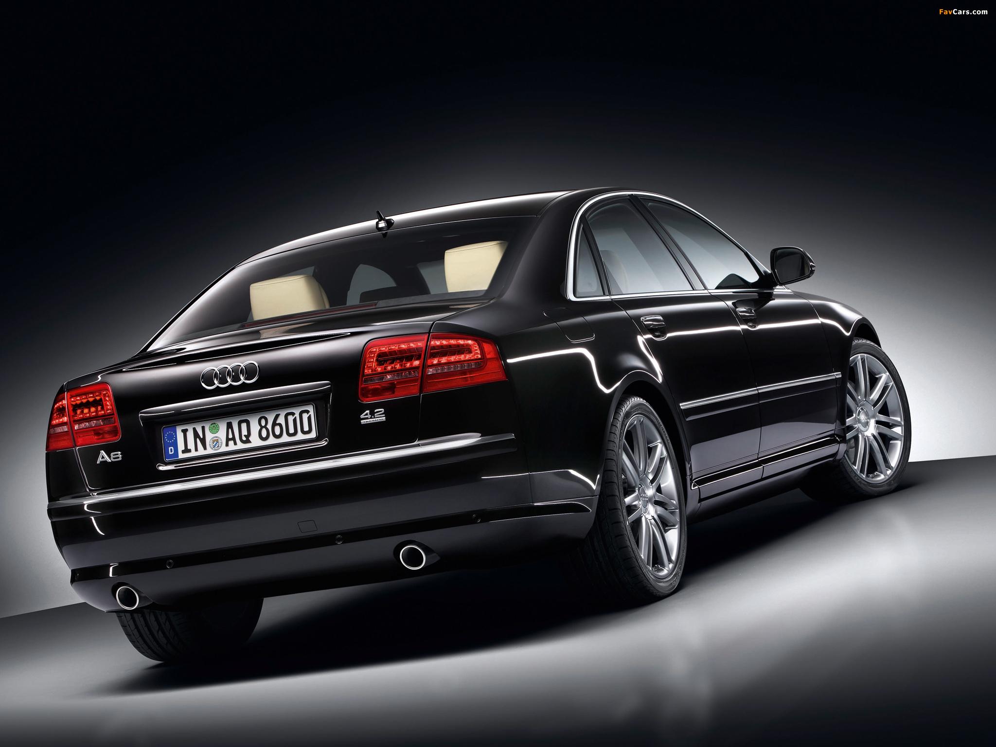 Kelebihan Audi A8 4.2 Quattro Spesifikasi