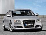Audi A8 4.2 TDI quattro (D3) 2008–10 wallpapers