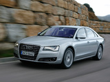 Audi A8 4.2 TDI quattro (D4) 2010 images