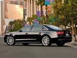 Audi A8L 4.2 FSI quattro US-spec (D4) 2010 images