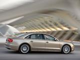 Audi A8L W12 quattro (D4) 2010 images