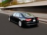 Audi A8L 4.2 FSI quattro US-spec (D4) 2010 photos