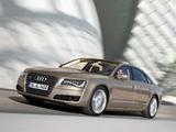 Audi A8L W12 quattro (D4) 2010 photos
