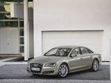 Audi A8 4.2 FSI quattro (D4) 2010 photos
