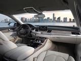 Audi A8 4.2 FSI quattro (D4) 2010 pictures