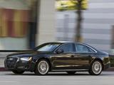Audi A8 4.2 FSI quattro US-spec (D4) 2010 pictures