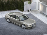 Audi A8 4.2 FSI quattro (D4) 2010 wallpapers