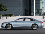 Audi A8 Hybrid (D4) 2011 photos