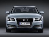 Audi A8 Hybrid (D4) 2011 wallpapers