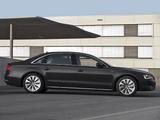 Audi A8L Hybrid (D4) 2012 images