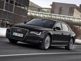 Audi A8L Hybrid (D4) 2012 photos