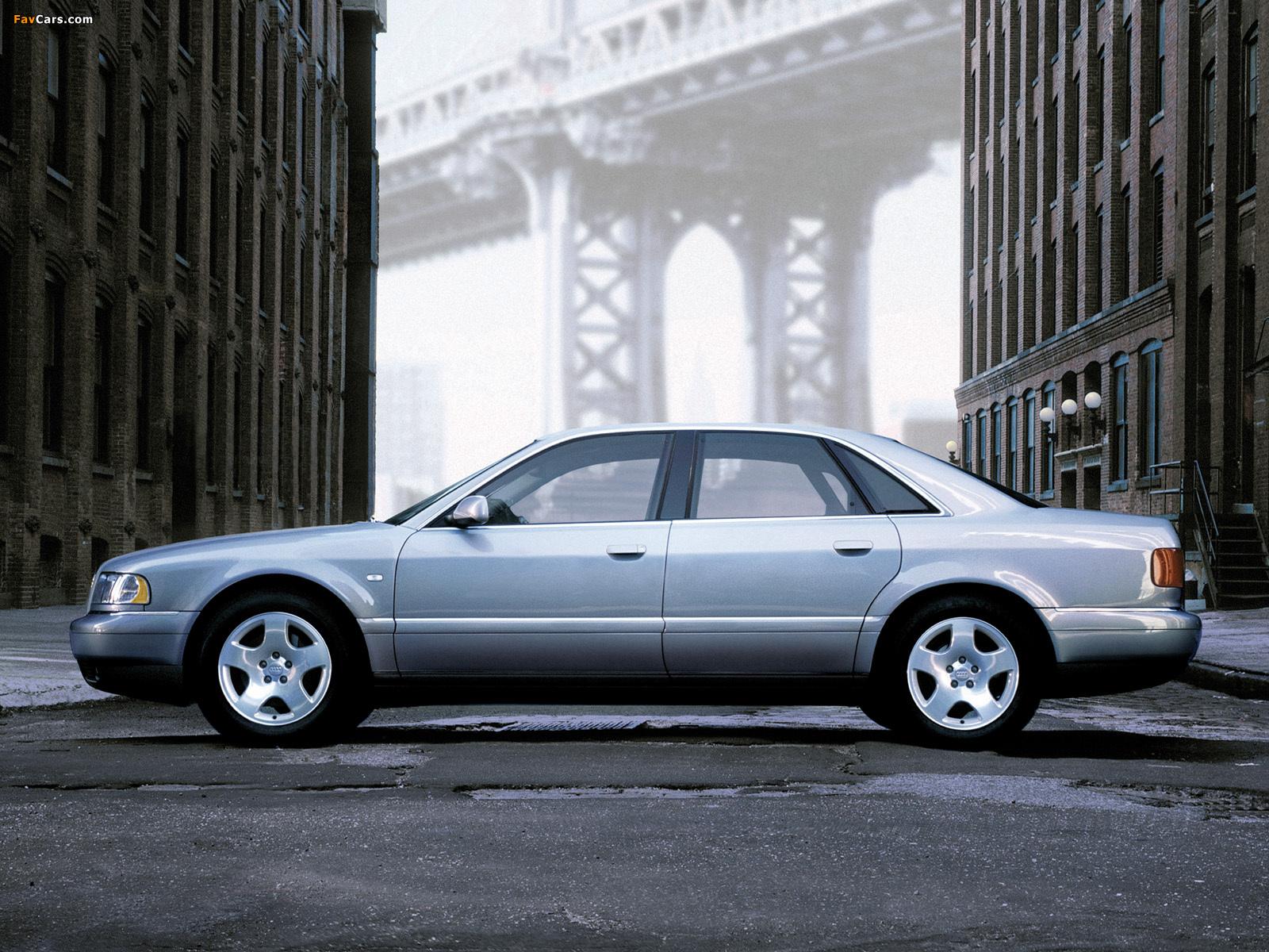 Images Of Audi A8 D2 1999 2002 1600x1200