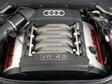 Images of Audi A8 4.2 quattro ZA-spec (D3) 2003–05