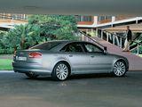 Images of Audi A8 4.2 quattro (D3) 2003–05