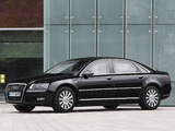 Images of Audi A8L W12 Security (D3) 2008–10