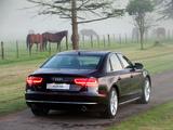 Images of Audi A8 4.2 TDI quattro ZA-spec (D4) 2010