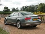 Images of Audi A8L 4.2 TDI UK-spec (D4) 2010