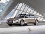 Images of Audi A8L W12 quattro (D4) 2010