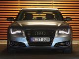 Images of Audi A8 3.0 TDI quattro AU-spec (D4) 2010