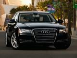 Images of Audi A8L 4.2 FSI quattro US-spec (D4) 2010