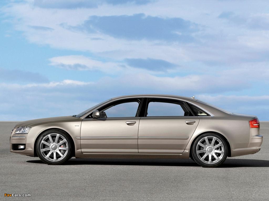 Photos Of Audi A8l W12 Quattro D3 2008 10 1024x768