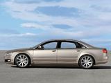 Photos of Audi A8L W12 quattro (D3) 2008–10