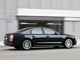 Photos of Audi A8 4.2 FSI quattro US-spec (D4) 2010