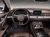 Photos of Audi A8 Hybrid (D4) 2011