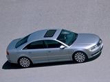 Pictures of Audi A8 4.2 quattro (D3) 2003–05