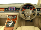 Pictures of Audi A8 4.2 quattro ZA-spec (D3) 2003–05