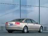 Pictures of Audi A8L 4.2 quattro US-spec (D3) 2004–05