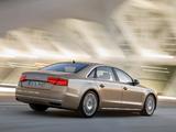 Pictures of Audi A8L W12 quattro (D4) 2010