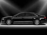 Pictures of Audi A8L W12 Security (D4) 2011