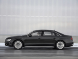 Pictures of Audi A8L Hybrid (D4) 2012