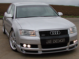 Je Design Audi A8 2006–08 wallpapers