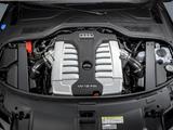 Audi A8L W12 quattro US-spec (D4) 2010 wallpapers