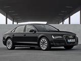 Audi A8L Hybrid (D4) 2012 wallpapers