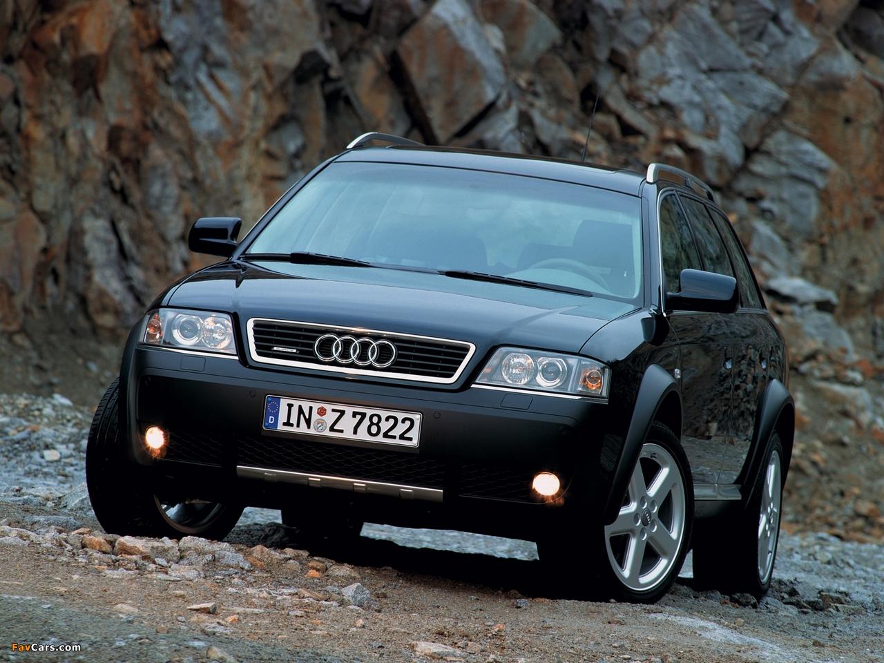 Audi Allroad 4 2 Quattro 4b C5 2000 06 Images 1280x960