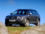Audi Allroad 2.7T quattro UK-spec (4B,C5) 2000–06 photos