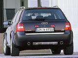 Audi Allroad 4.2 quattro (4B,C5) 2000–06 pictures
