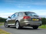 Audi A6 Allroad 2.7 TDI quattro UK-spec (4F,C6) 2008–11 photos